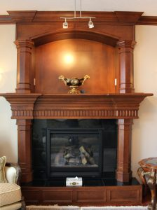 solid oak fireplace mantles and hearths